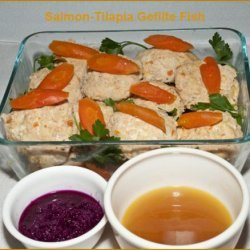 Delicious Old Style Gefilte Fish recipe