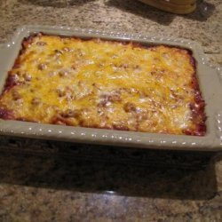 Steakhouse Mac N' Cheese Bake recipe