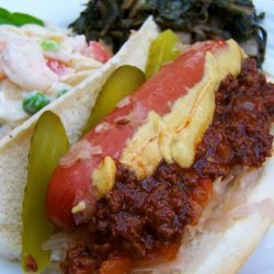 Hot Dogs Cooked in Beer recipe
