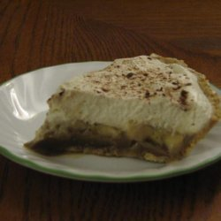 Banoffee Pie (Completely from Scratch) recipe