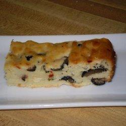 Black Olive Cake recipe