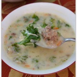 Sausage Soup recipe