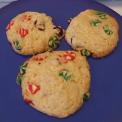 Cheryl's Swirled Christmas Cookies recipe