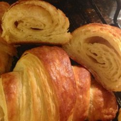 Croissants and Puff Pastry recipe