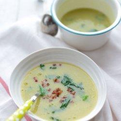 Potato and Kale Soup recipe
