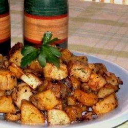 Herbed Country Breakfast Potatoes recipe