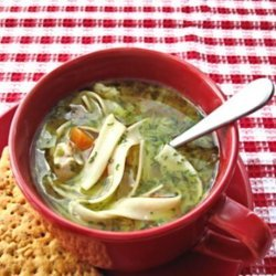 Chicken Noodle Soup (Ina Garten's Recipe) recipe