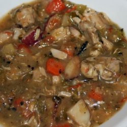 Chuy's Green Chile Stew recipe