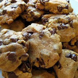 Vegan  With a Vengeance Chocolate Chip Cookies recipe