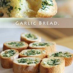 Simple Garlic Bread recipe