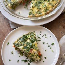 Crustless Quiche recipe