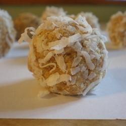 Peanut Butter Honey Balls recipe