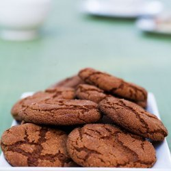 Molasses Spice Cookies recipe