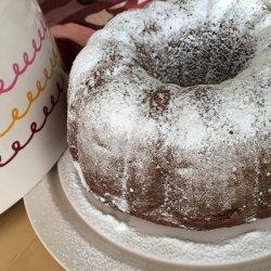 Applesauce Cake recipe