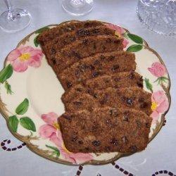 Raisin, Cinnamon, Pecan Quick Bread recipe