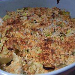 Cheesy Leek & Pasta Bake recipe