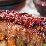 Holiday Cranberry Glaze recipe