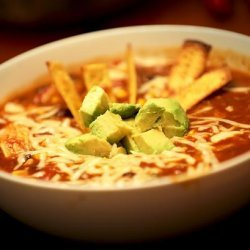 Penzey's Chicken Tortilla Soup recipe