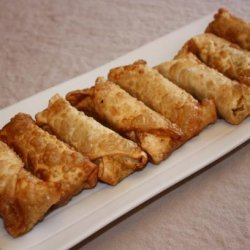 Egg Rolls Made Easy recipe