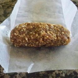 Only Fruit and Nut Bars (Pb&j) recipe