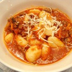 Quick Gnocchi recipe