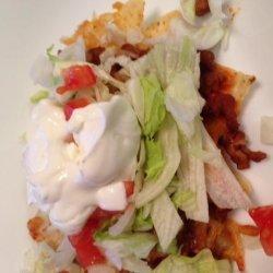 Favorite Taco Casserole recipe