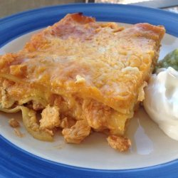 Mexican Lasagna in No Time recipe