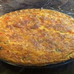 Crawfish Quiche recipe