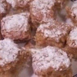 My Kids Coconut Squares recipe
