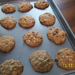 Whole Wheat and Muesli Chocolate Chippers recipe