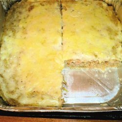 Tuna and Quinoa Cake recipe