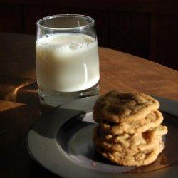 Wonderful Chocolate Chip Cookies recipe