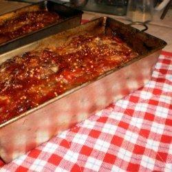 Barbeque Meatloaf recipe