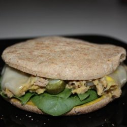 Tangy Tuna Melt With Swiss Cheese recipe