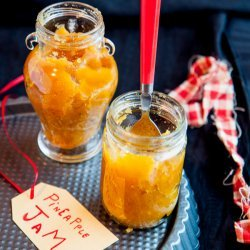 Pineapple Jam recipe