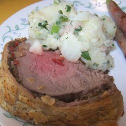 Beef Wellington so Tender! recipe