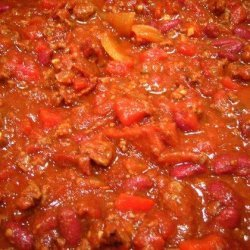 The Best Firehouse Chili recipe