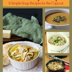 Winter Soup recipe