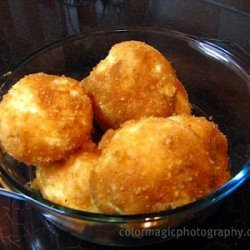 Cottage Cheese Dumplings recipe