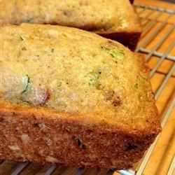 Grandma's Best Zucchini Bread recipe