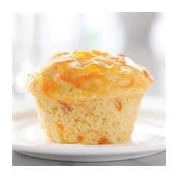 Apricot Breakfast Muffins recipe