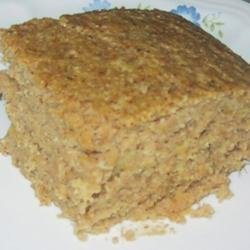 Pumpkin Polenta Cake recipe