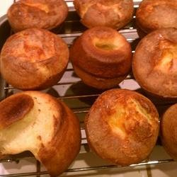 Chef John's Popovers recipe