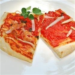 Grandma's Focaccia: Baraise Style recipe