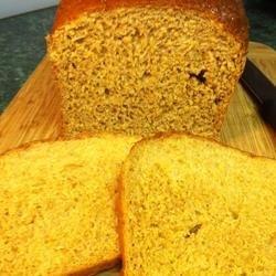 Oat Bran Health Bread recipe