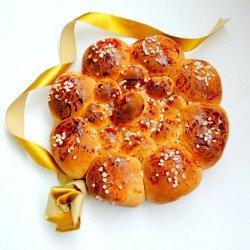 Orange Peel Bread recipe