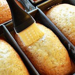 Orange Poppy Seed Bread recipe