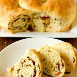 Romano Cheese Easter Bread recipe