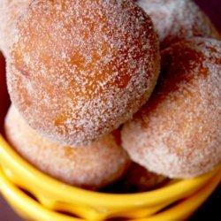 Polish Doughnuts recipe