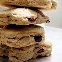 Date and Chocolate Chip Whole Wheat Scones recipe